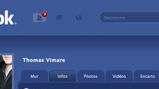 Facebook change de design... 15 interfaces