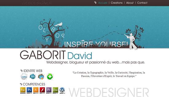 Je cherche un emploi de #Webdesigner dans le grand ouest 1