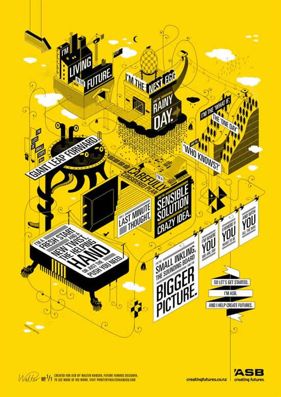 76+ publicités designs et créatives de novembre 2010 61