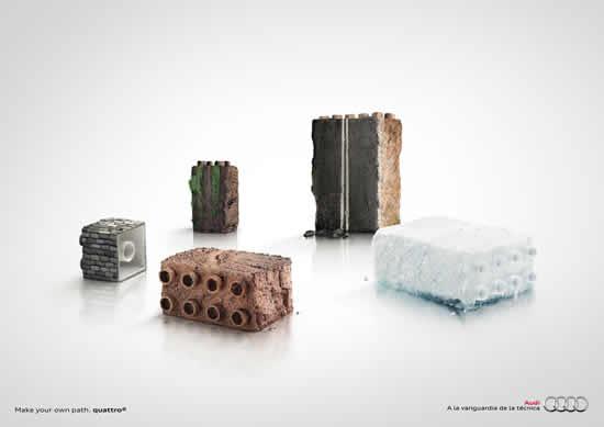 76+ publicités designs et créatives de novembre 2010 60