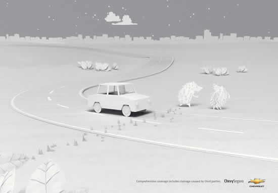 76+ publicités designs et créatives de novembre 2010 58