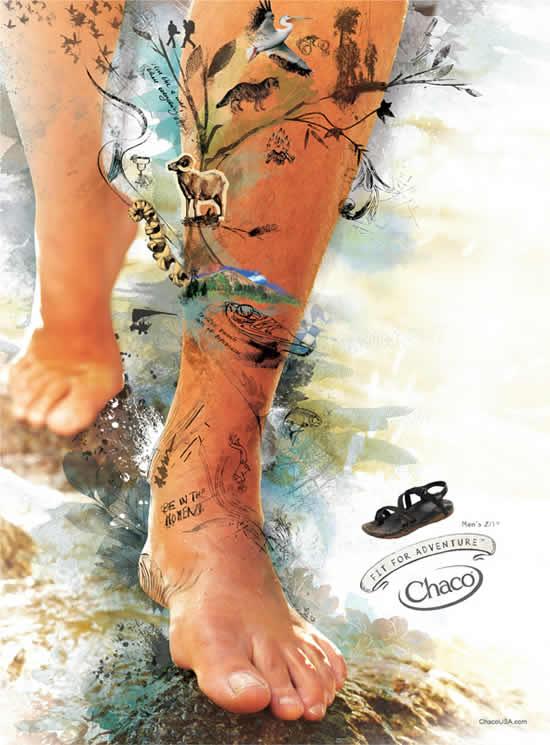 76+ publicités designs et créatives de novembre 2010 56