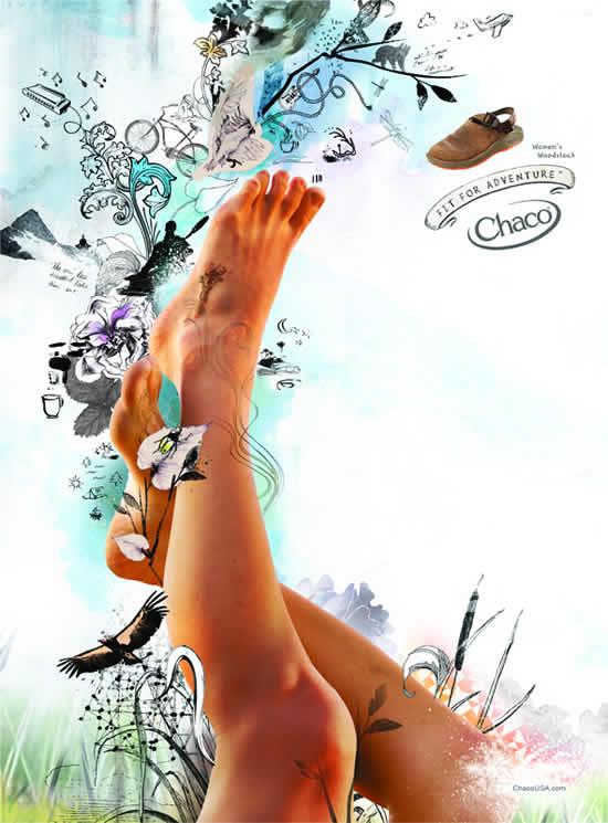 76+ publicités designs et créatives de novembre 2010 54