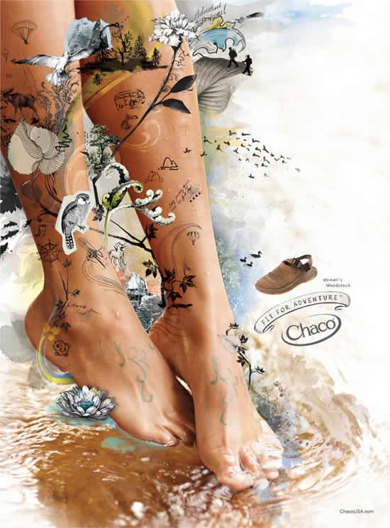 76+ publicités designs et créatives de novembre 2010 53