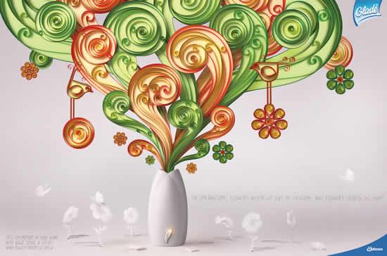 76+ publicités designs et créatives de novembre 2010 41