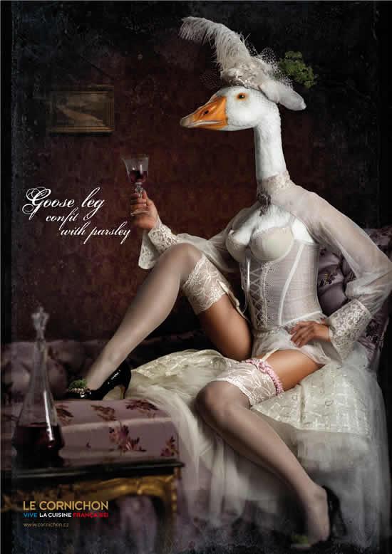 76+ publicités designs et créatives de novembre 2010 30