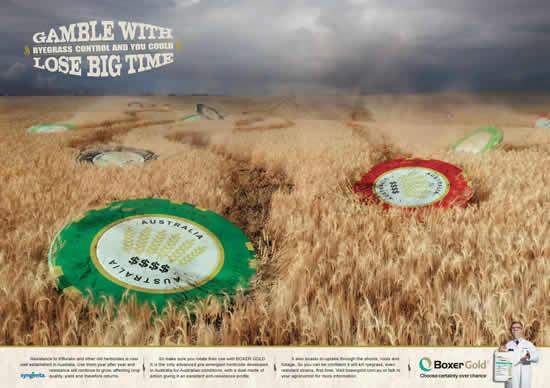 76+ publicités designs et créatives de novembre 2010 26