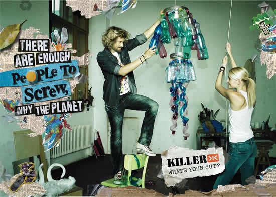 76+ publicités designs et créatives de novembre 2010 24