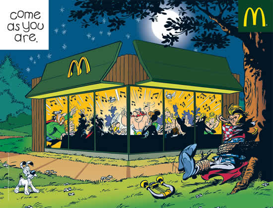76+ publicités designs et créatives de novembre 2010 17
