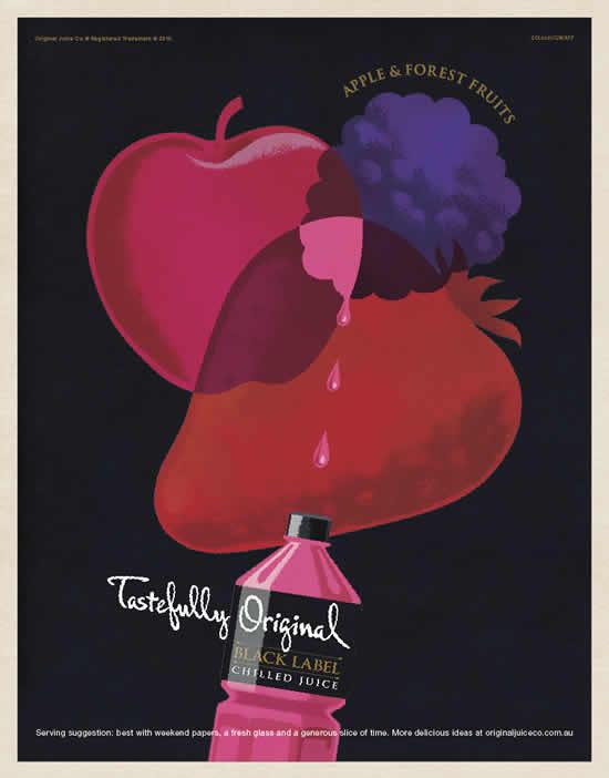 76+ publicités designs et créatives de novembre 2010 14
