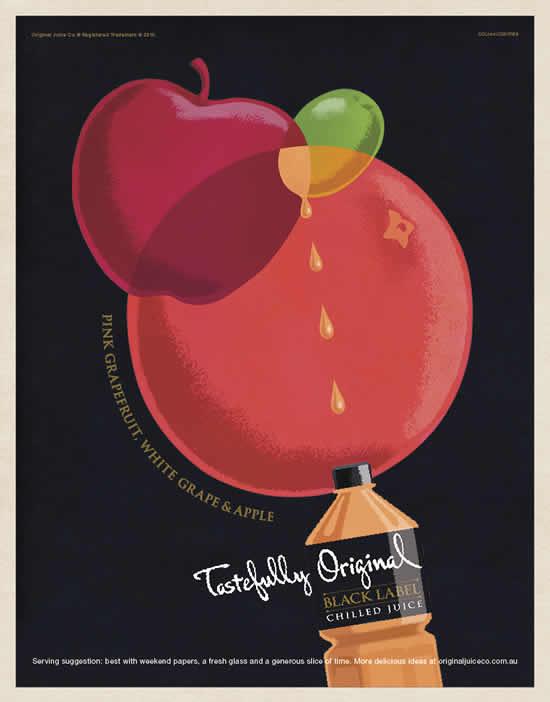 76+ publicités designs et créatives de novembre 2010 12