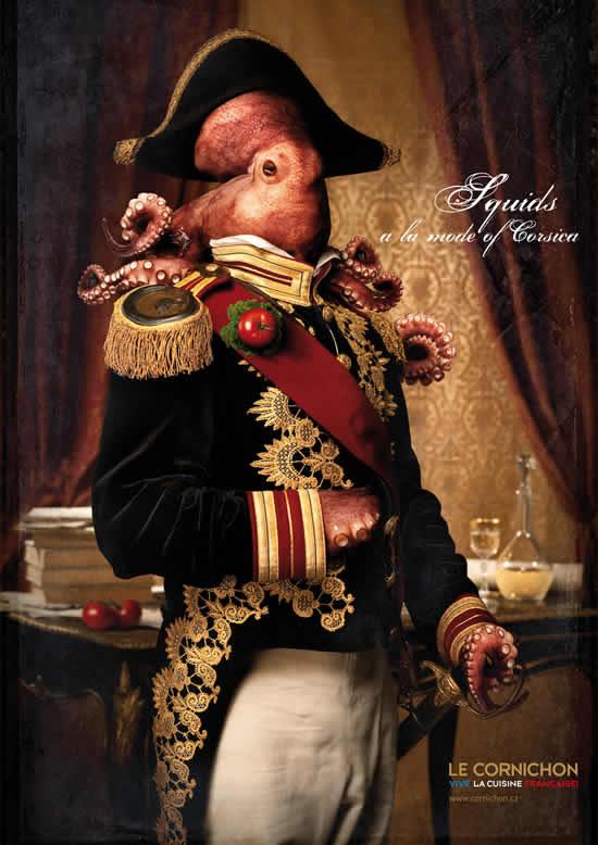 76+ publicités designs et créatives de novembre 2010 7