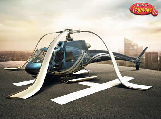 76+ publicités designs et créatives de novembre 2010 5