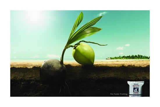 76+ publicités designs et créatives de novembre 2010 3