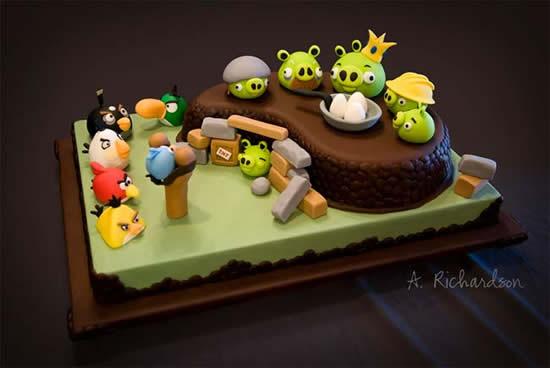 Best Angry Birds Fan Art & funny goodies 10