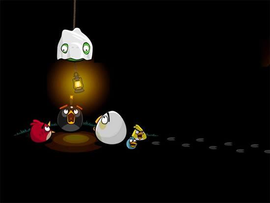 Best Angry Birds Fan Art & funny goodies 8