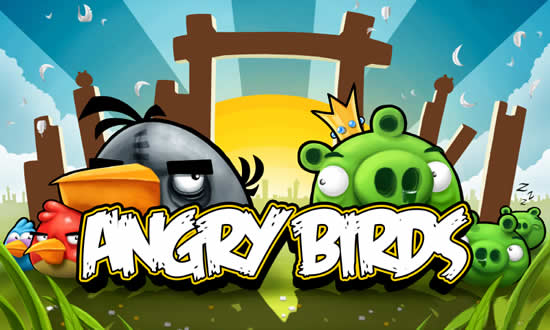 Best Angry Birds Fan Art & funny goodies 6