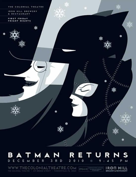 Les superbes illustrations de films de Tom Whalen 11