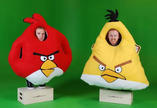 Best Angry Birds Fan Art & funny goodies 9
