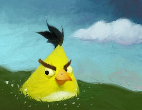 Best Angry Birds Fan Art & funny goodies 7