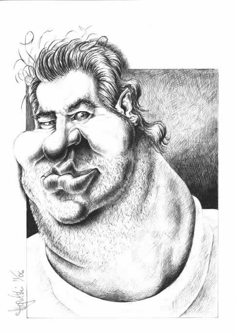 67+ Superbes caricatures de stars de Patrick Strogulski 56