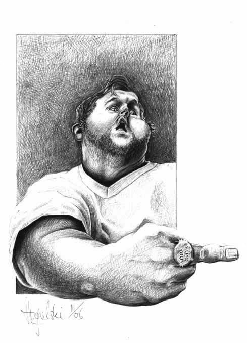 67+ Superbes caricatures de stars de Patrick Strogulski 54