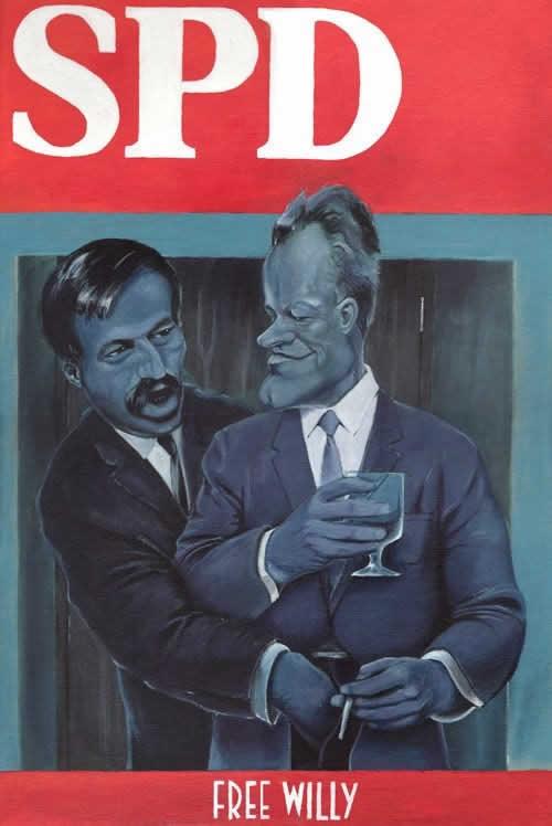 67+ Superbes caricatures de stars de Patrick Strogulski 47
