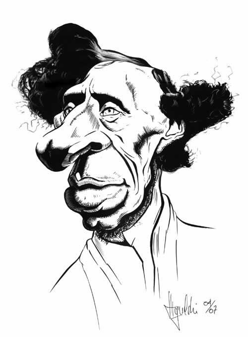 67+ Superbes caricatures de stars de Patrick Strogulski 43