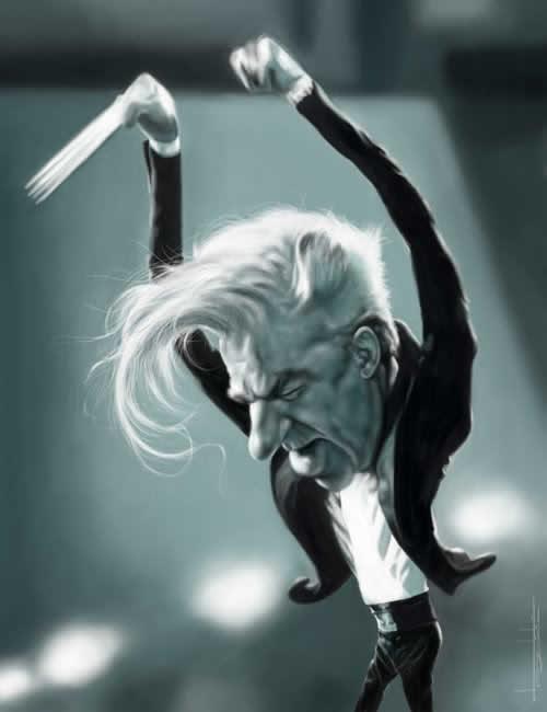 67+ Superbes caricatures de stars de Patrick Strogulski 41