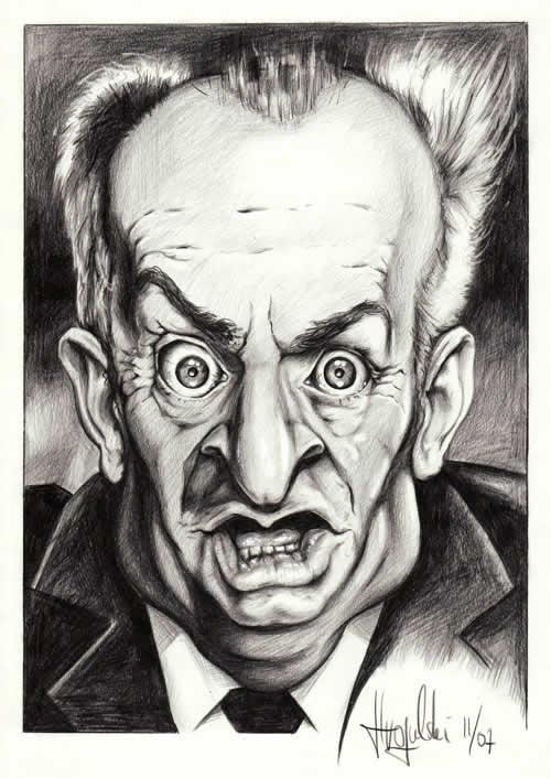 67+ Superbes caricatures de stars de Patrick Strogulski 27