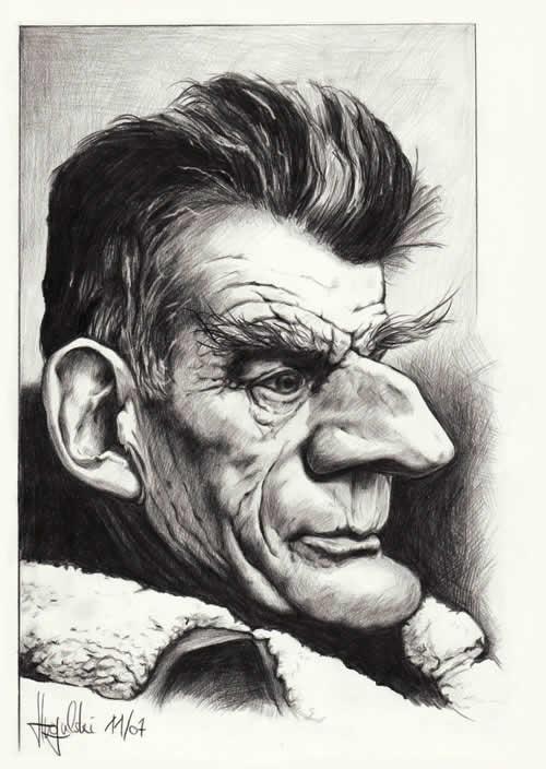 67+ Superbes caricatures de stars de Patrick Strogulski 11