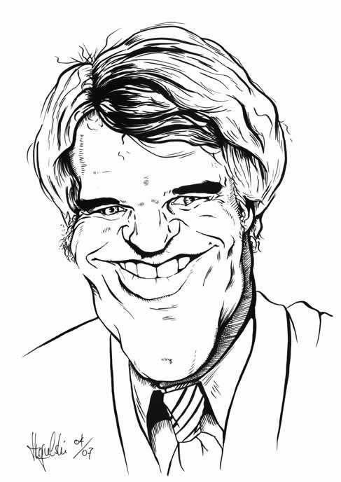 67+ Superbes caricatures de stars de Patrick Strogulski 9