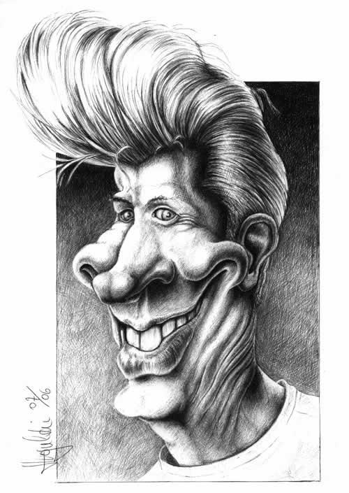 67+ Superbes caricatures de stars de Patrick Strogulski 7