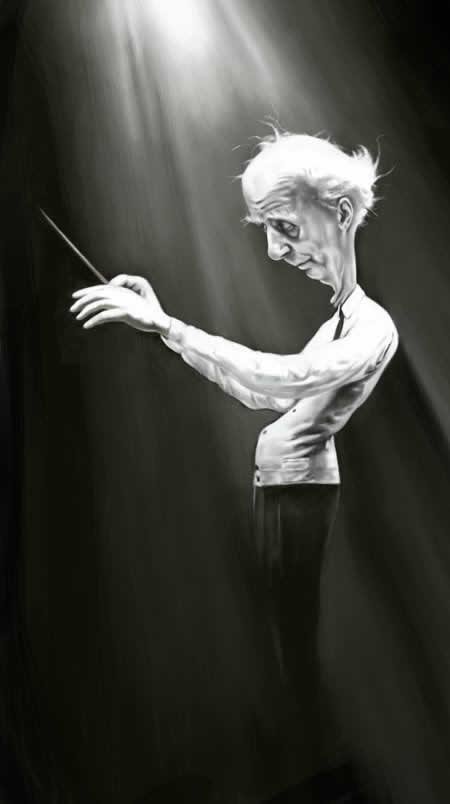 67+ Superbes caricatures de stars de Patrick Strogulski 5