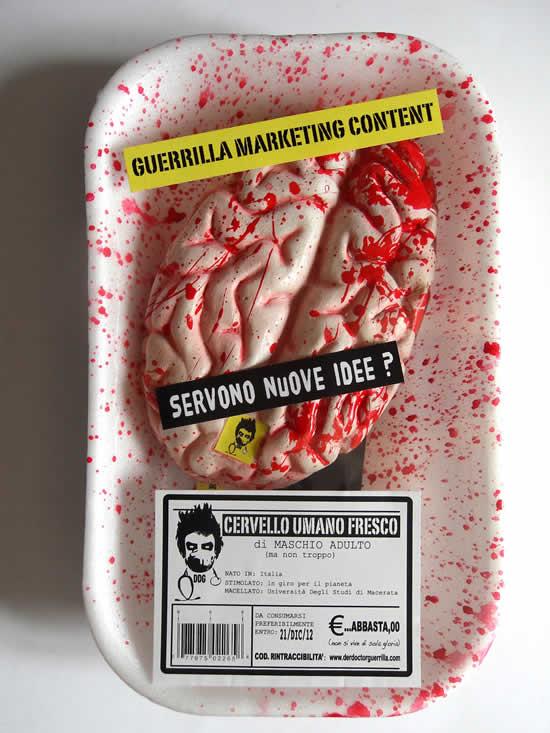 65 publicités designs et créatives de Décembre 2010 44