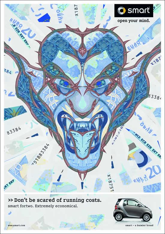 65 publicités designs et créatives de Décembre 2010 17