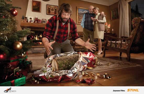 65 publicités designs et créatives de Décembre 2010 13
