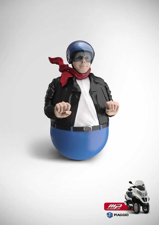 65 publicités designs et créatives de Décembre 2010 11
