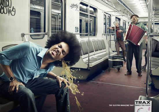65 publicités designs et créatives de Décembre 2010 9