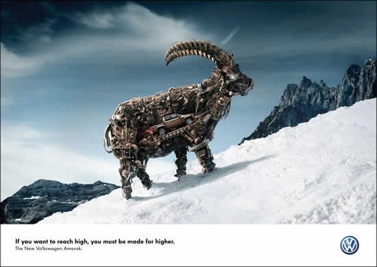 65 publicités designs et créatives de Décembre 2010 4
