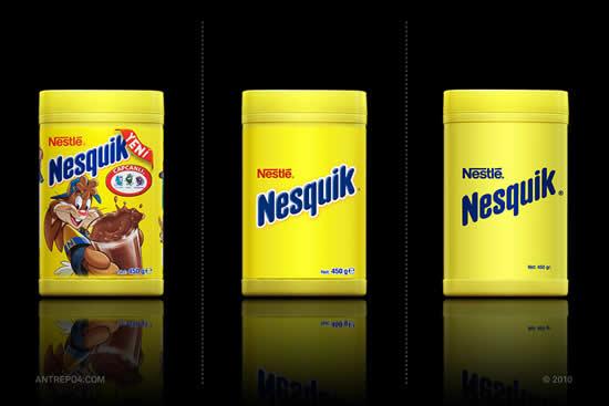22 Marques internationales pour un Packaging minimaliste 8