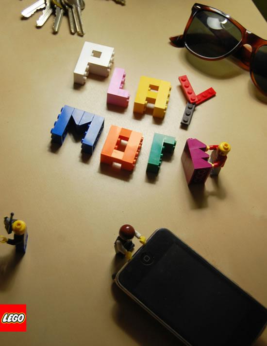 80 publicités Lego  74
