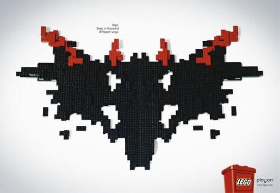 80 publicités Lego  71