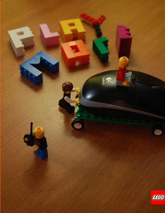 80 publicités Lego  65