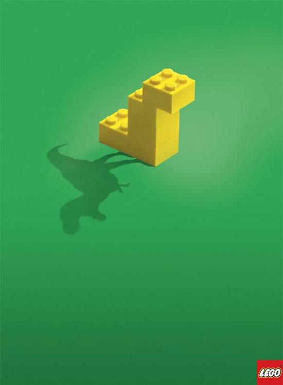 80 publicités Lego  60