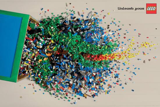 80 publicités Lego  46