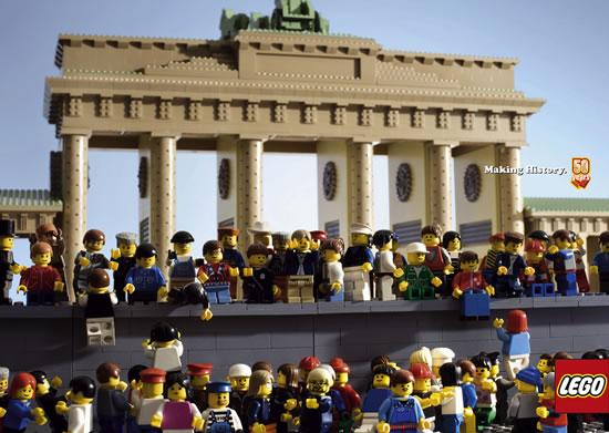 80 publicités Lego  45