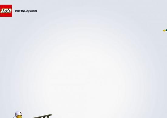 80 publicités Lego  41