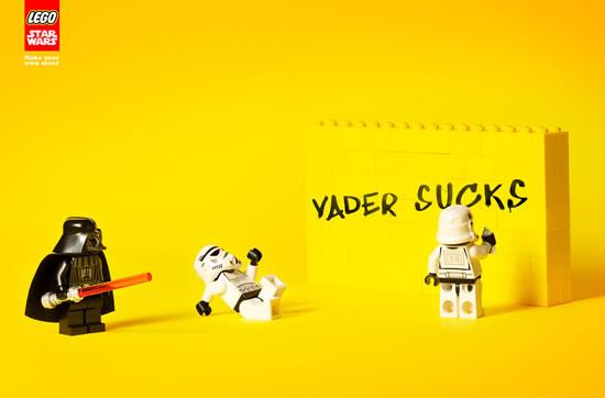 80 publicités Lego  80