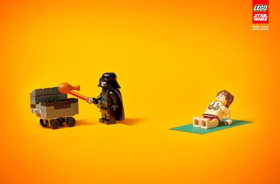 80 publicités Lego  78